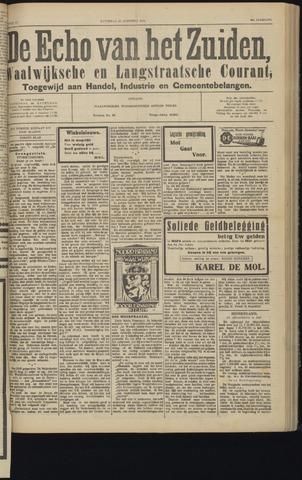 Echo van het Zuiden 1931-08-22