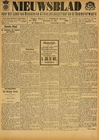 Nieuwsblad het land van Heusden en Altena de Langstraat en de Bommelerwaard 1927-05-11