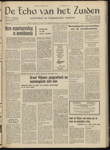 Echo van het Zuiden 1964-02-10