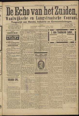 Echo van het Zuiden 1923-07-14