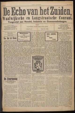 Echo van het Zuiden 1932-01-01
