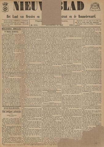 Nieuwsblad het land van Heusden en Altena de Langstraat en de Bommelerwaard 1901-05-25