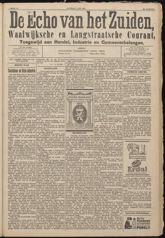 Echo van het Zuiden 1925-06-06