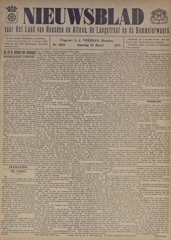 Nieuwsblad het land van Heusden en Altena de Langstraat en de Bommelerwaard 1917-03-10
