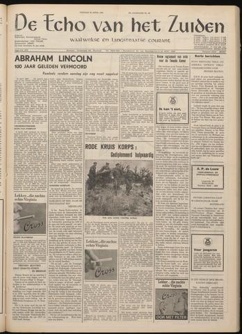 Echo van het Zuiden 1965-04-23
