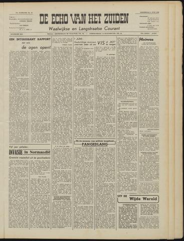 Echo van het Zuiden 1949-06-09