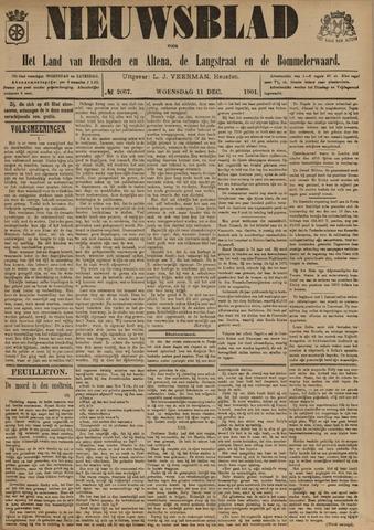 Nieuwsblad het land van Heusden en Altena de Langstraat en de Bommelerwaard 1901-12-11