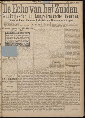 Echo van het Zuiden 1905-04-23