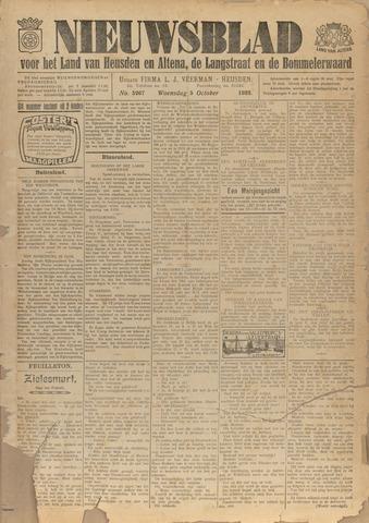 Nieuwsblad het land van Heusden en Altena de Langstraat en de Bommelerwaard 1932-10-05