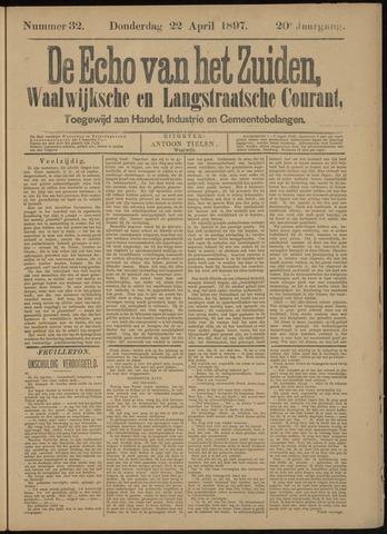Echo van het Zuiden 1897-04-22