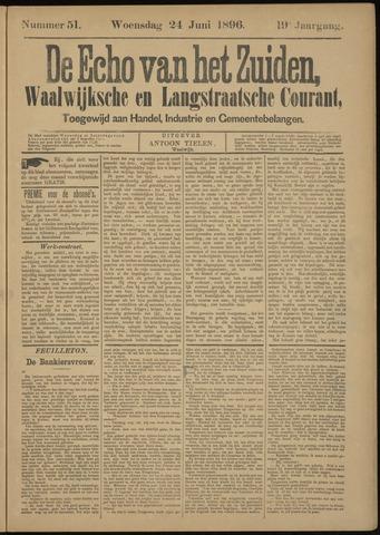 Echo van het Zuiden 1896-06-25