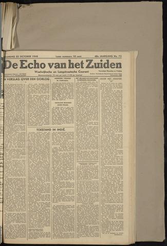 Echo van het Zuiden 1945-10-22
