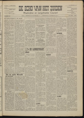 Echo van het Zuiden 1949-02-14