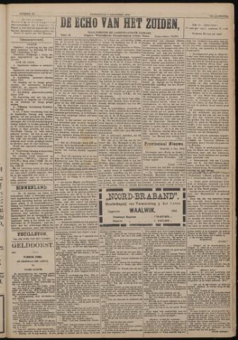 Echo van het Zuiden 1918-12-05