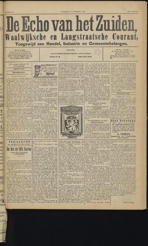 Echo van het Zuiden 1929-11-27