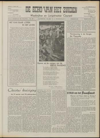 Echo van het Zuiden 1958-04-04