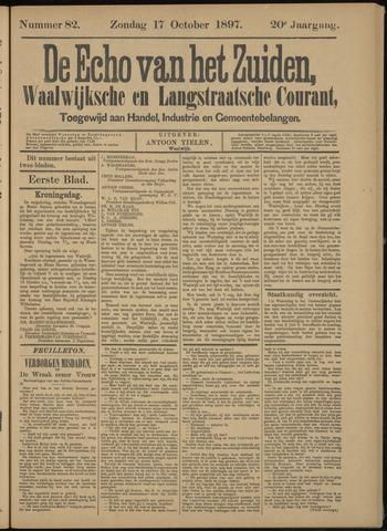 Echo van het Zuiden 1897-10-21