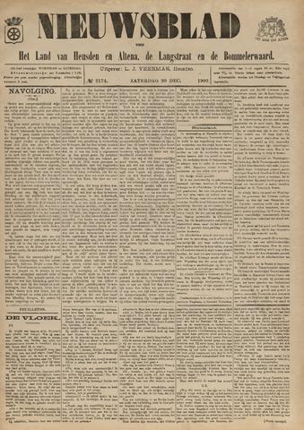 Nieuwsblad het land van Heusden en Altena de Langstraat en de Bommelerwaard 1902-12-20