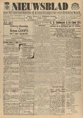 Nieuwsblad het land van Heusden en Altena de Langstraat en de Bommelerwaard 1930-06-06
