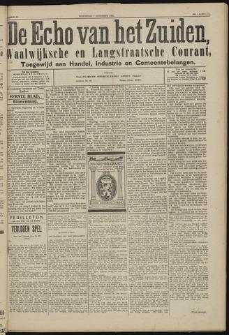 Echo van het Zuiden 1923-11-07