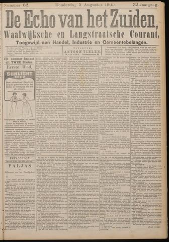 Echo van het Zuiden 1909-08-05