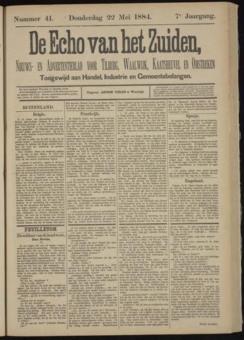 Echo van het Zuiden 1884-05-22