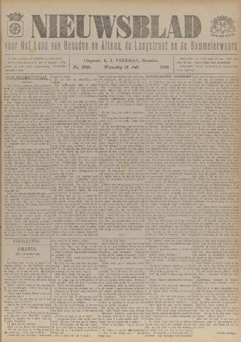 Nieuwsblad het land van Heusden en Altena de Langstraat en de Bommelerwaard 1918-07-31