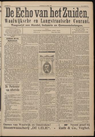 Echo van het Zuiden 1922-04-22