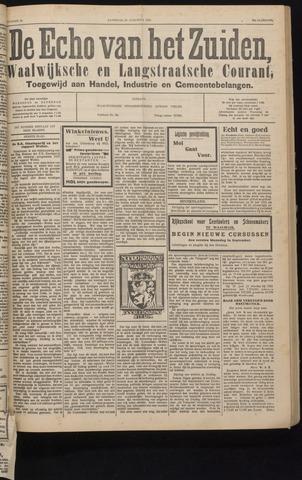 Echo van het Zuiden 1932-08-20