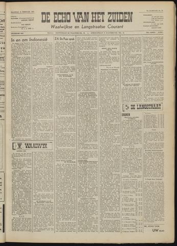 Echo van het Zuiden 1949-02-21