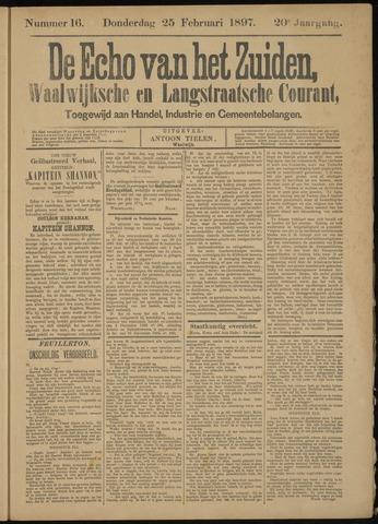 Echo van het Zuiden 1897-02-25