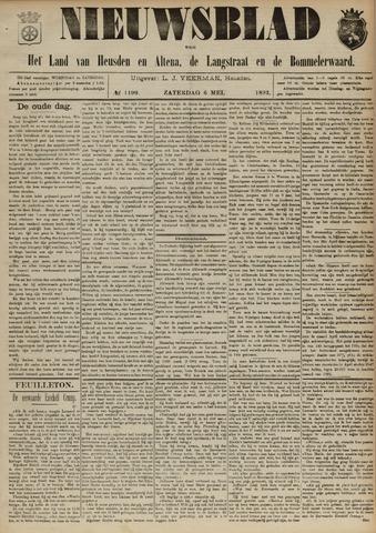 Nieuwsblad het land van Heusden en Altena de Langstraat en de Bommelerwaard 1893-05-06