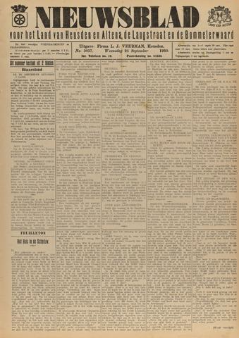 Nieuwsblad het land van Heusden en Altena de Langstraat en de Bommelerwaard 1930-09-24