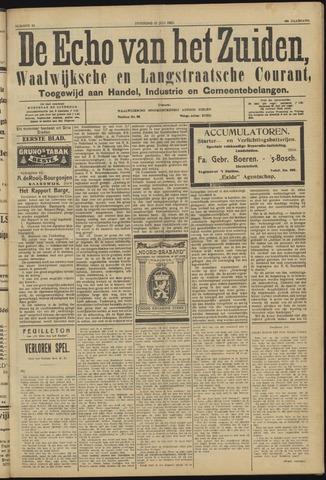 Echo van het Zuiden 1923-07-21