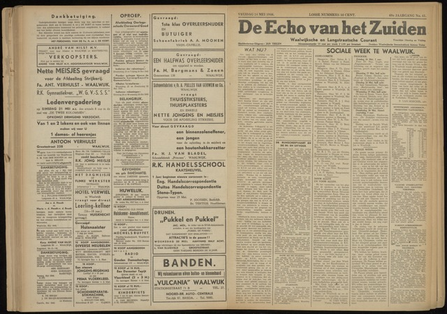 Echo van het Zuiden 1946-05-24