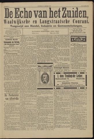 Echo van het Zuiden 1923-01-13