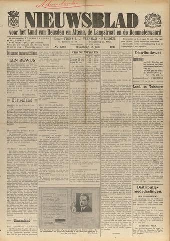 Nieuwsblad het land van Heusden en Altena de Langstraat en de Bommelerwaard 1941-06-18