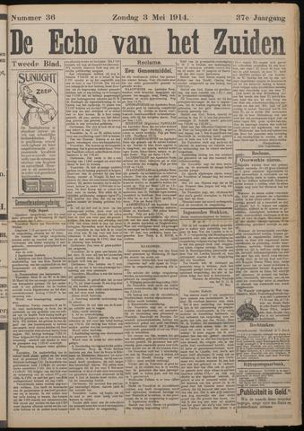 Echo van het Zuiden 1914-05-03