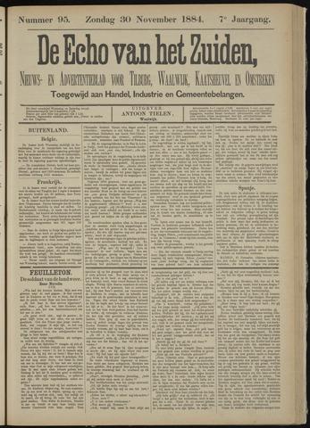 Echo van het Zuiden 1884-11-30