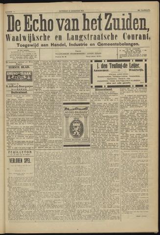 Echo van het Zuiden 1923-08-25