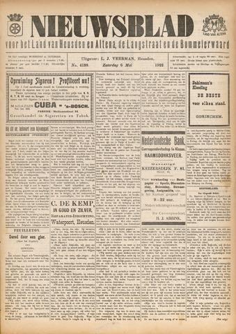 Nieuwsblad het land van Heusden en Altena de Langstraat en de Bommelerwaard 1922-05-06