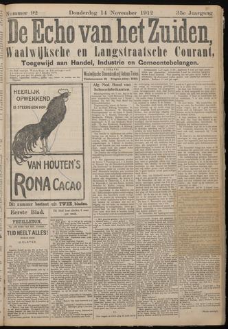 Echo van het Zuiden 1912-11-14