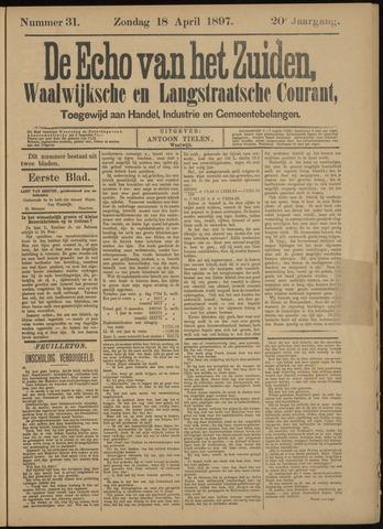 Echo van het Zuiden 1897-04-18