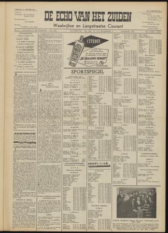 Echo van het Zuiden 1957-01-11
