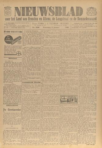 Nieuwsblad het land van Heusden en Altena de Langstraat en de Bommelerwaard 1934-01-03