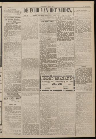 Echo van het Zuiden 1920-07-29