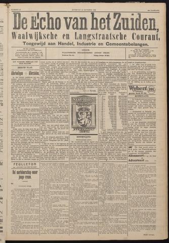 Echo van het Zuiden 1925-10-31