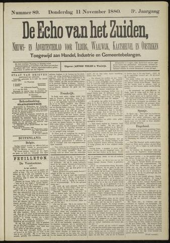 Echo van het Zuiden 1880-11-11