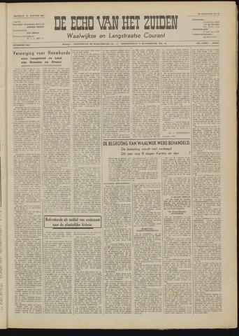Echo van het Zuiden 1949-01-31