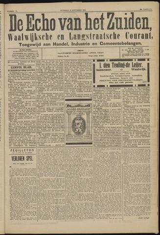 Echo van het Zuiden 1923-09-22